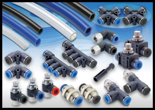 pneumatics fitting tubing
